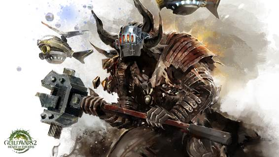 Scrapper Guild Wars 2 Heart of Thorns