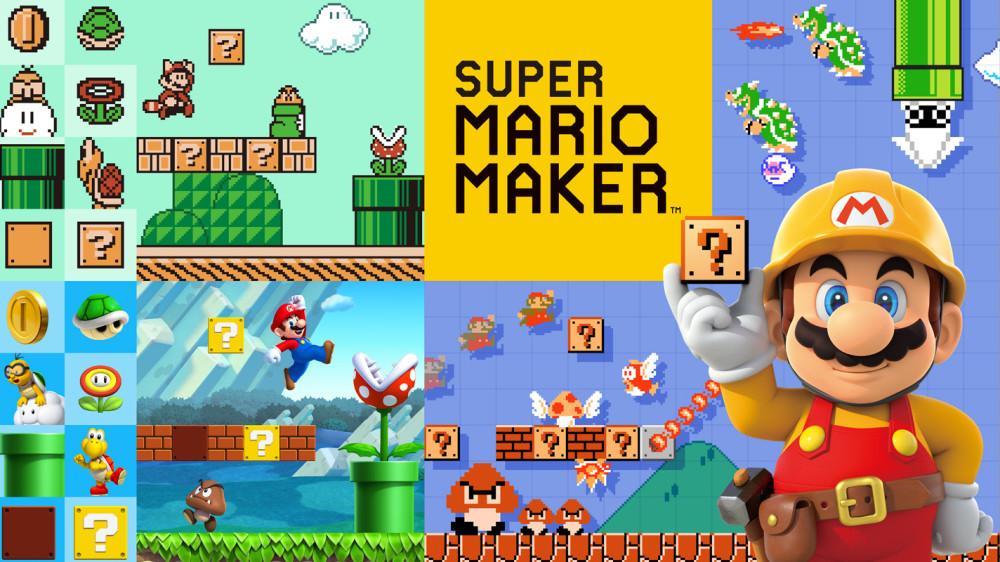 Super Mario Maker 170915