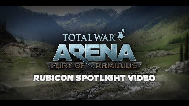 Total War Arena Rubicon map