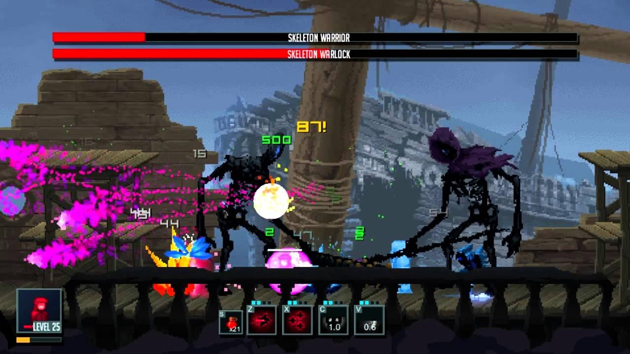 Warlocks vs Shadows 7