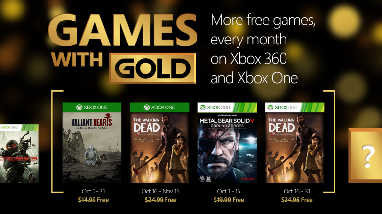 games with gold ottobre 15