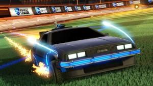 Rocket League, la DeLorean di Ritorno al Futuro debutta il 21 ottobre