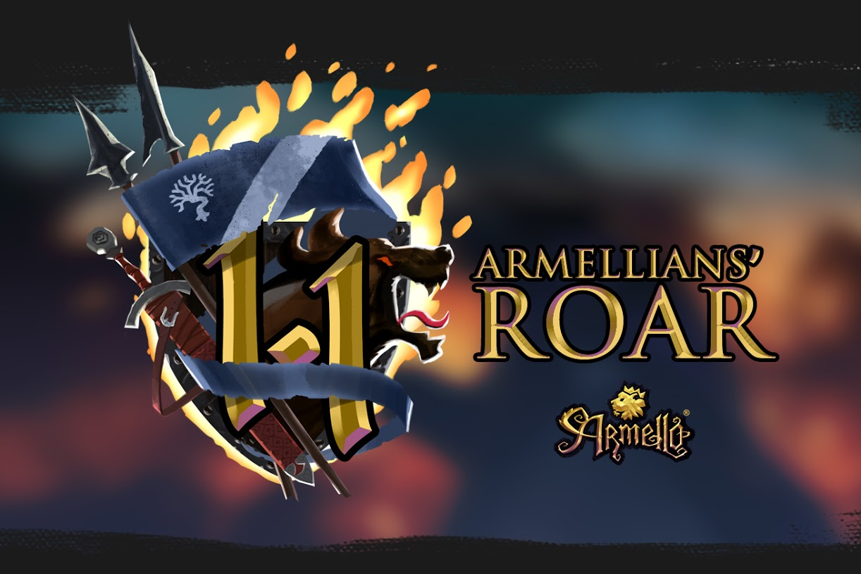 ArmelliansRoar header