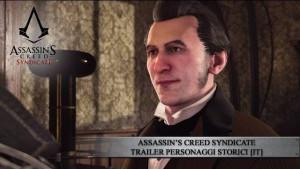 Assassin's Creed Syndicate, ecco un trailer sui personaggi storici