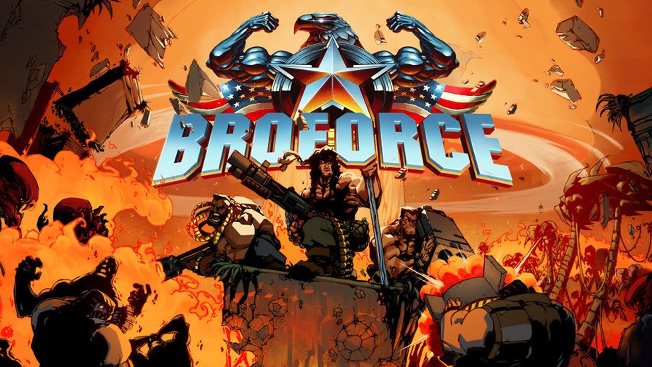 Broforce 311015