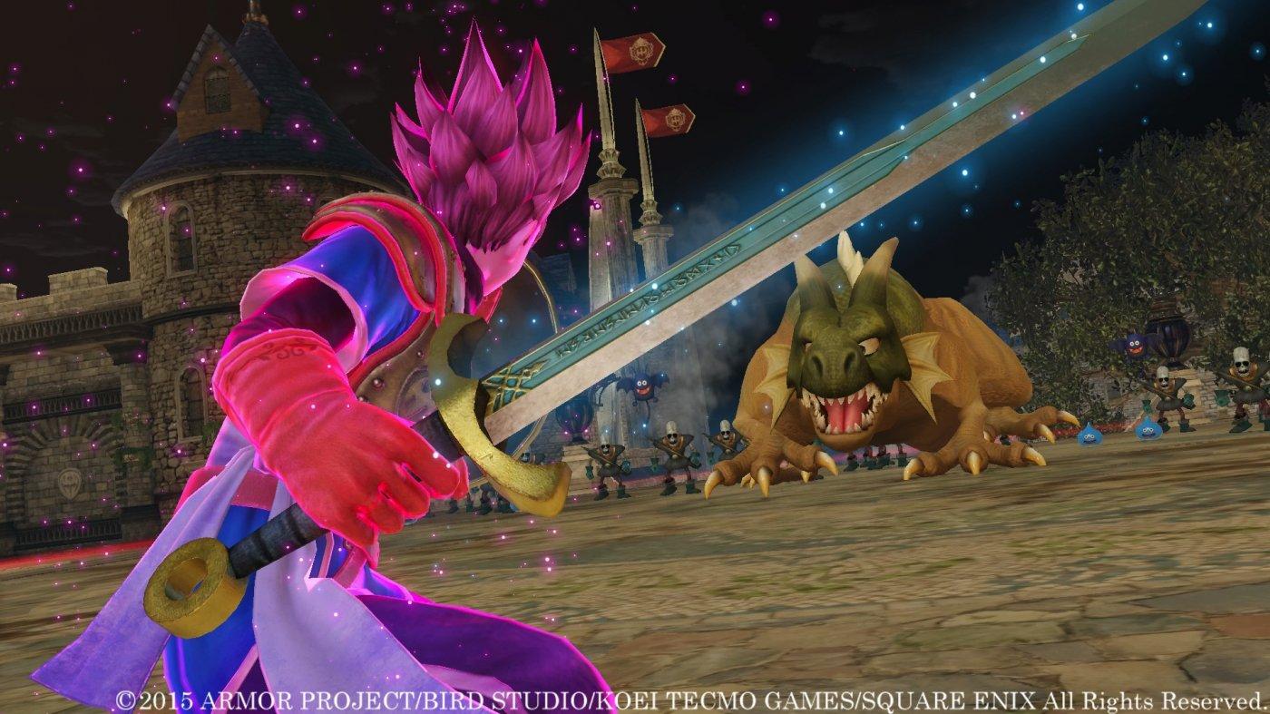 Dragon Quest Heroes L'Albero del mondo e le radici del male