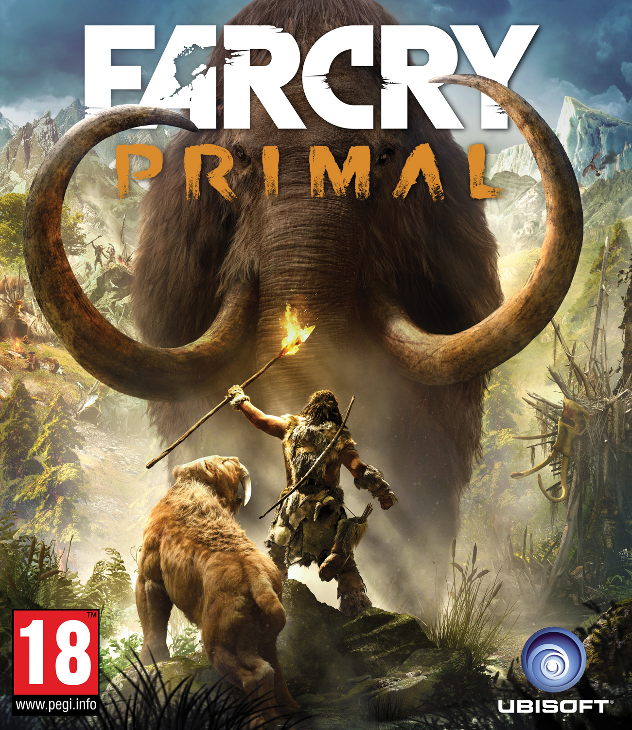 FarCryPrimal_KEY_ART