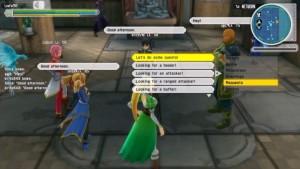 Sword Art Online: Lost Song, immagini e trailer sul multiplayer