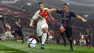 Pro Evolution Soccer 2016, tutti i dettagli dell'aggiornamento ed immagini