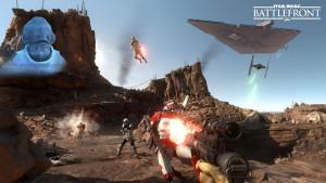 Star Wars Battlefront, disponibile su Origin il client per la Beta su Pc