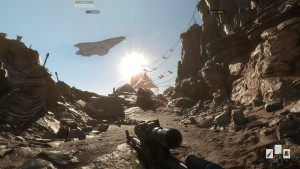 Star Wars Battlefront, scatta oggi la Beta