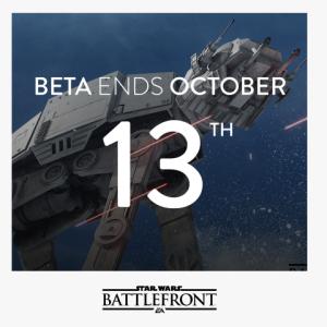 Star Wars Battlefront, la Beta è estesa a domani, 13 ottobre