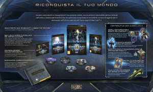 StarCraft II: Legacy of the Void, ecco i contenuti della Collector's Edition