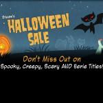 Steam, partono i saldi di Halloween, dureranno fino al 2 novembre
