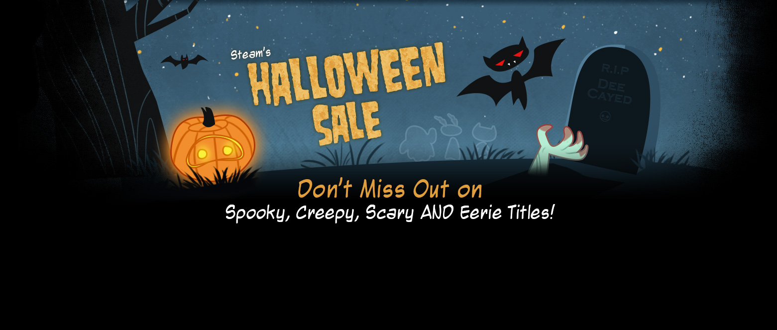 Steam saldi di Halloween 2015