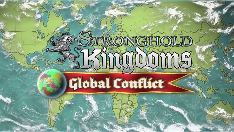 Stronghold Kingdoms Global Conflict
