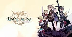 The Legend of Legacy su Nintendo 3DS da inizio febbraio 2016, trailer per Meurs e Bianca