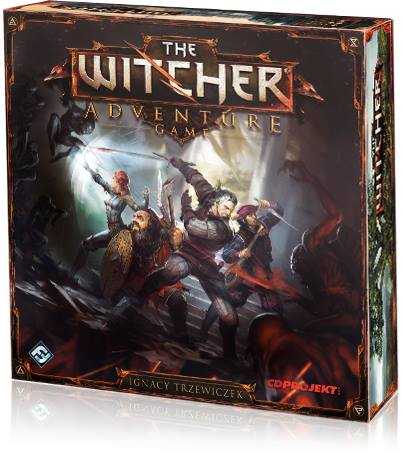 The Witcher Adventure Games