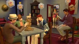 The Sims 4, Usciamo Insieme slitta dicembre