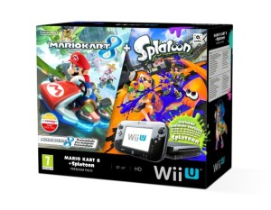 Nintendo annuncia Wii U in bundle con Mario Kart 8 e Splatoon
