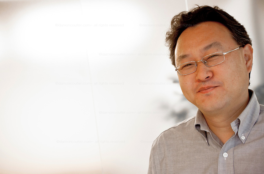 Shuhei Yoshida of Sony Computer entertainment