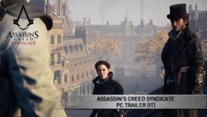 Assassin's Creed Syndicate debutta domani su Pc, trailer di lancio