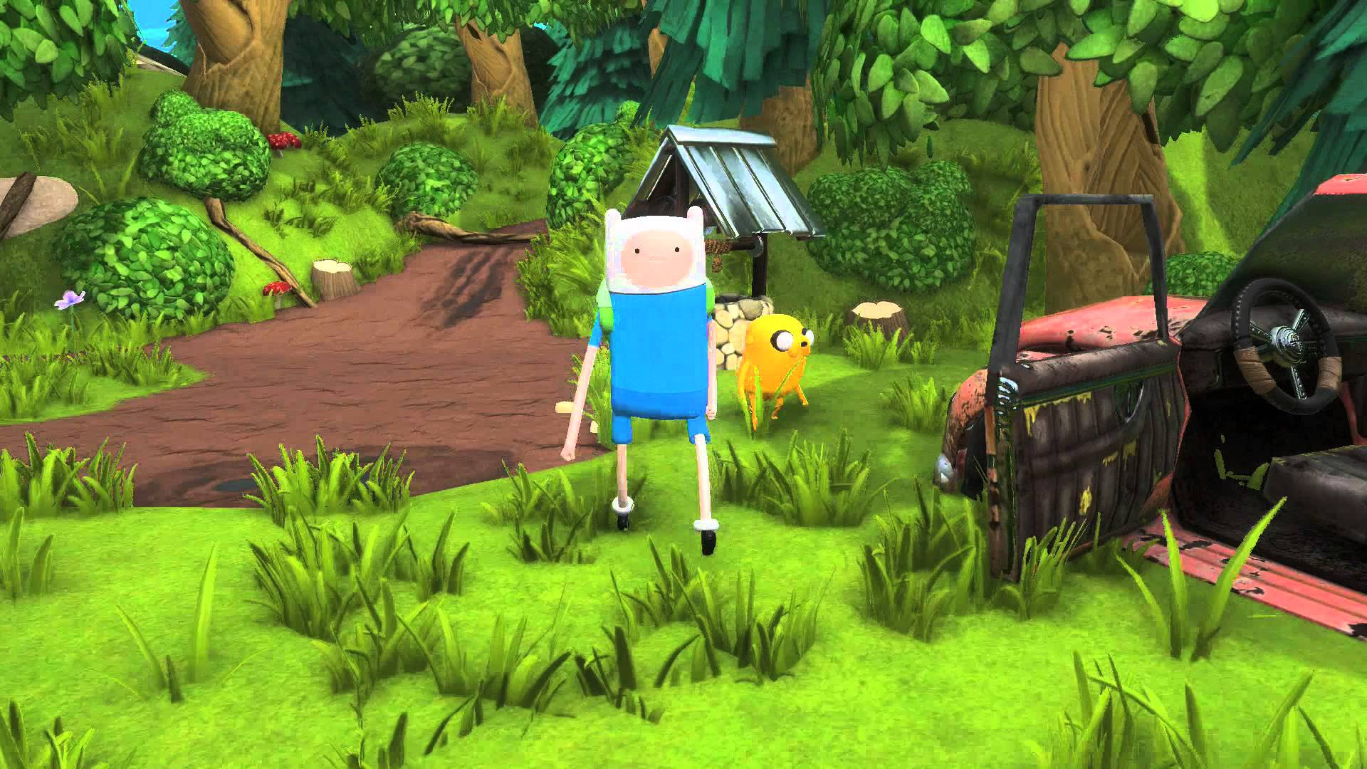 Adventure Time Finn e Jake