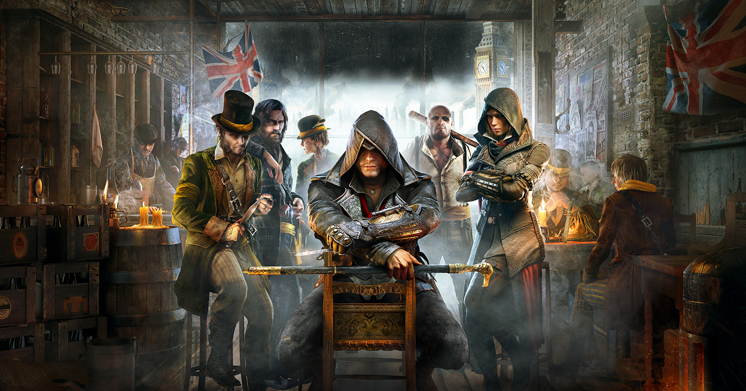 Assassin's Creed Syndicate header