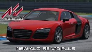 Assetto Corsa, c'è la patch 1.3.5; la Audi 38 V10 Plus aggiunta