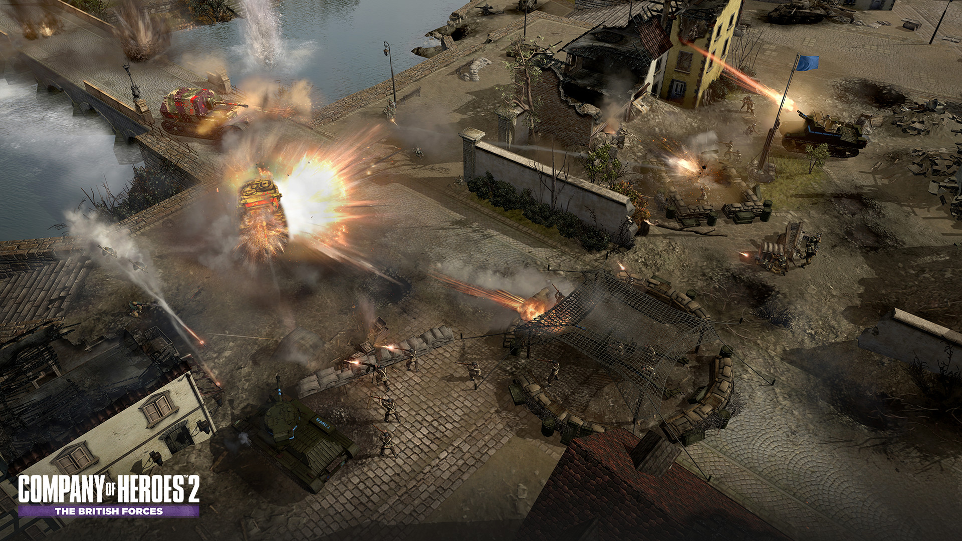 Company of Heroes 2 The British Forces 011115