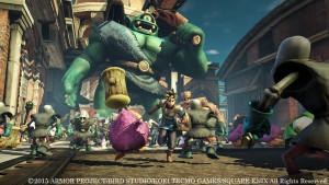 Dragon Quest Heroes: L'Albero del Mondo e le Radici del Male dal mese prossimo su Pc