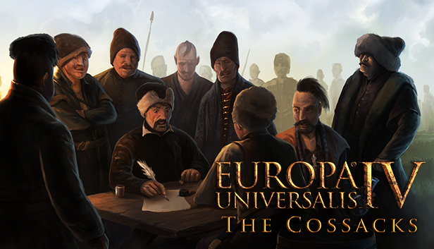 EU IV The Cossacks
