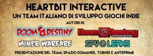 Evento Heartbit Interactive a Palermo per domani 29 novembre