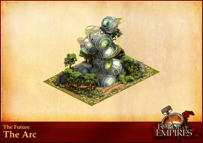 Forge of Empires Future