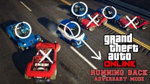 Nuova Running Back Adversary Mode è disponibile in GTA Online