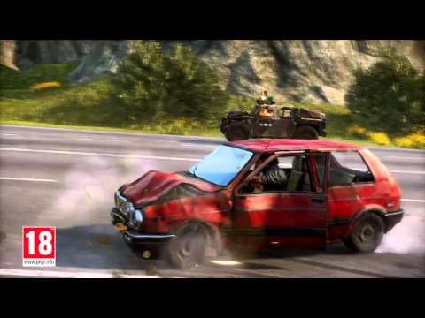 Just Cause 3 Kasabian trailer