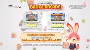 Nintendo presenta il Badge Arcade, personalizzerà il 3DS