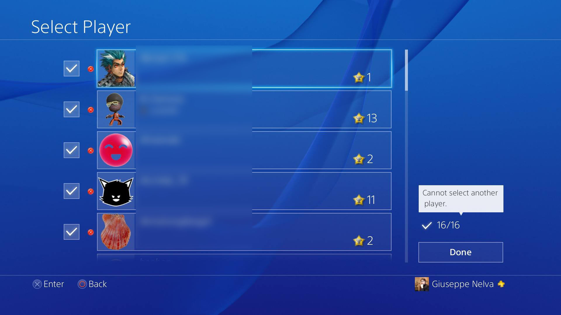 PS4 chat