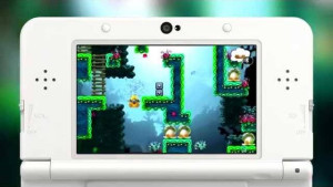 Toki Tori 3D è su Nintendo 3DS, trailer di lancio