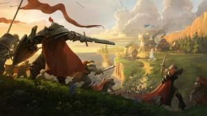Albion Online, nuovo sistema di combattimento delle classi in video