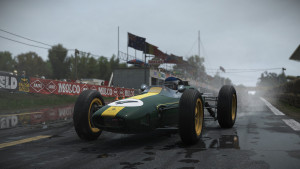 Project CARS si espande col Classic Lotus Track Expansion, video