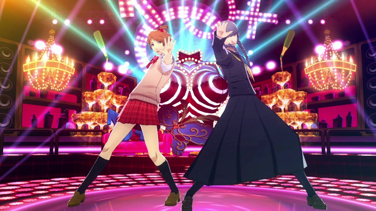 persona 4 dancing 4