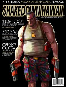 Shakedown Hawaii, è il nuovo titolo di Vblank