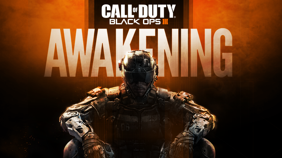Call of Duty Black Ops III dlc Awakening