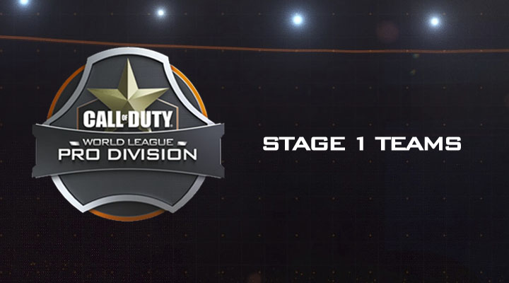 Call of Duty World League Pro Division a