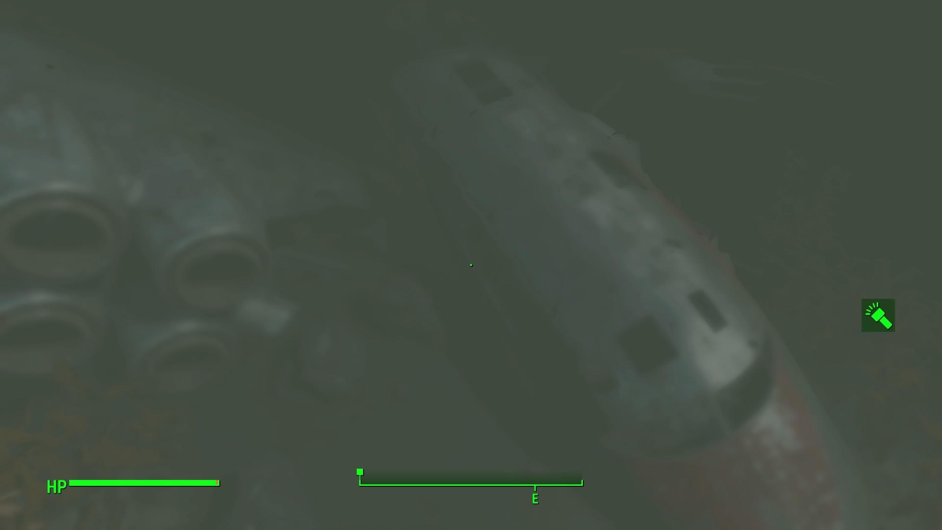 Fallout 4 plane