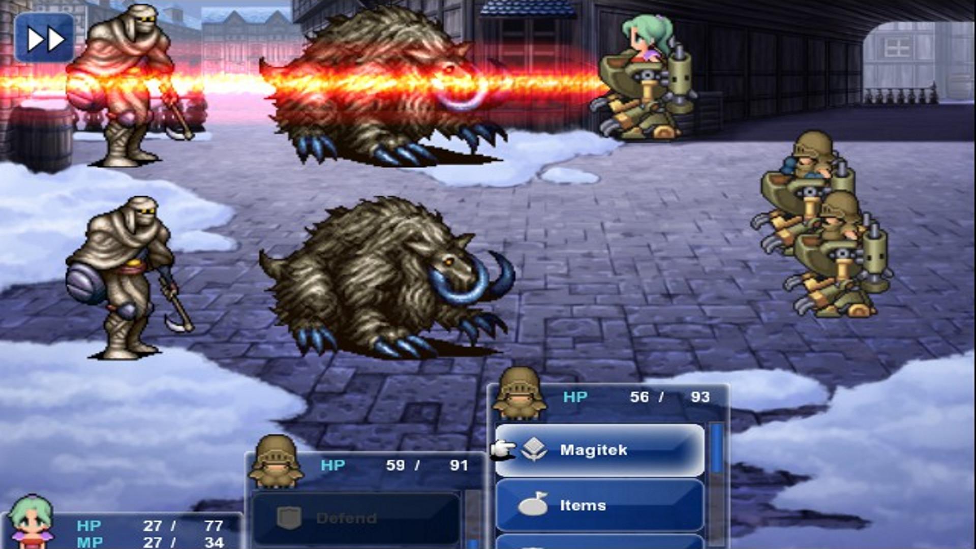 Final Fantasy VI Steam