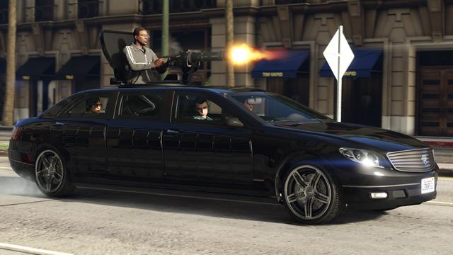 GTA Online dirigenti e altri criminali 3