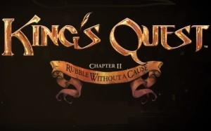 King's Quest – Parte 2: Rubble Without a Cause, trailer d'annuncio e data d'uscita