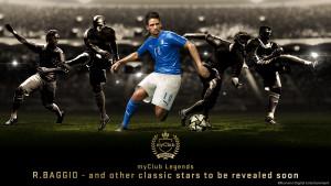 """Pro Evolution Soccer 2016, teaser trailer di """"myClub Legends"""" con Roberto Baggio"""